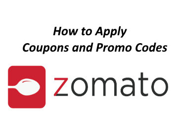 How to Apply Coupons on Zomato - (Upto 60% OFF) Promo Coupon