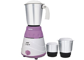 Price Down – Inalsa Jazz 550-Watt Mixer Grinder at 67% Off