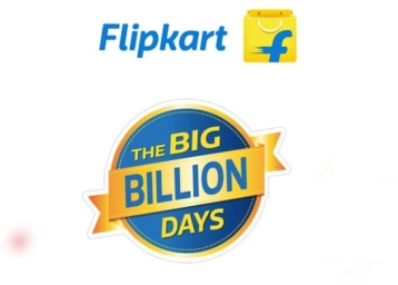 3fde54d14 Flipkart Big Billion Days Sale 2018  Offers  Upto 90% OFF  10-14 Oct