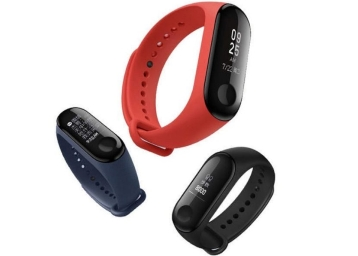 #1 Best Seller:- Mi Band 3 (Black) at Just Rs. 1999 + Free Shipping discount deal
