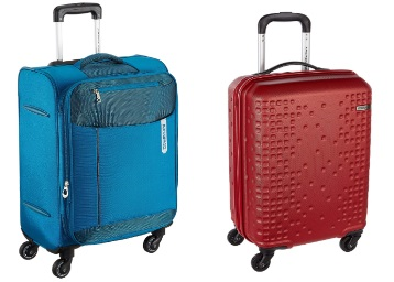 Few Stocks Left – American Tourister Luggages at 70-75% Off + 15% Cashback discount deal