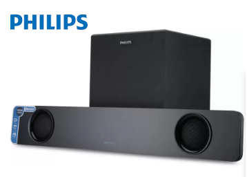 Flat 70% OFF: Philips IN- HTL1041/94 / HTL1041/94 40 W Bluetooth Soundbar discount deal