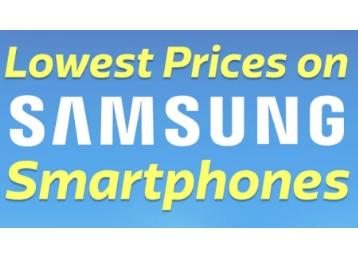 Crazy Deal on Samsung Smartphones + Extra Rs. 2500 Via HDFC Cards & Bonus Offer discount deal
