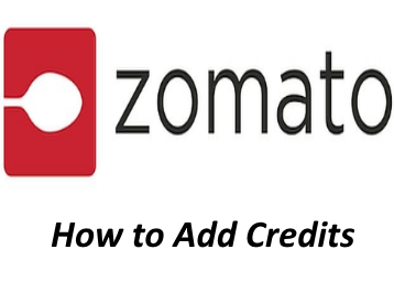 How to Add Zomato Credits - Zomato Refer and Earn Program