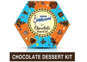 PRICE Error:- Nestle Milkmaid Chocolate Dessert Kit at Rs. 119 discount deal