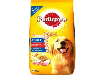[Mumbai Loot]:- Pedigree Dry Dog Food 10 kg at Flat 87% Off