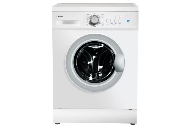 Live at 9 P.M – 7 kg Fully Automatic Front Load Midea By Carrier at Rs. 12599 low price