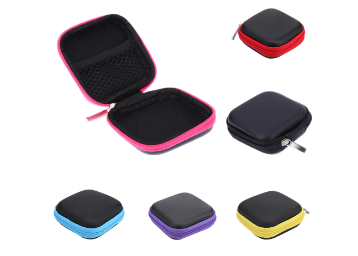 1Pcs Storage Premium Case For Earphone at Just Rs. 42 [ 11.11 Sale ] discount deal