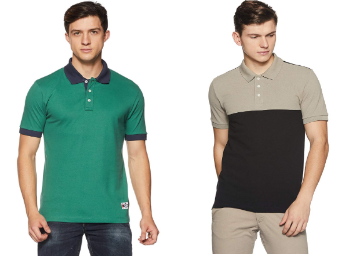 Min 60% Off: Amazon Brand Symbol Men's T-shirt Starting From Rs.245