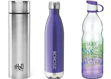 8845bc566 Water Bottle Up to 90% Off + 6% FKM Cashback at FreeKaaMaal.com