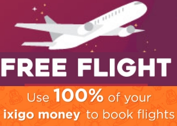 Introducing IXIGO Money - Use 100% For Booking Flights at