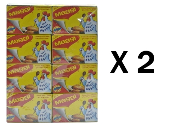 Flat 35% Off: Maggi Chicken Stock Cubes 24 Pack X 2 Tablets