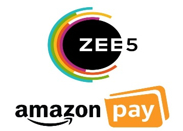Amazon Pay Zee5 Offer - Get Rs  200 Cashback on 1-year Subscription
