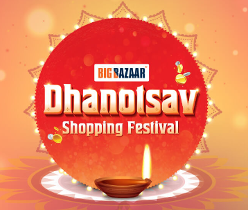 Big Bazaar Diwali Offers - Grab discounts, Exciting Prizes and More