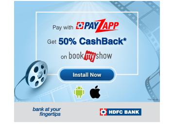 Install the PAYZAPP App & Get Extra 50% Cashback ON
