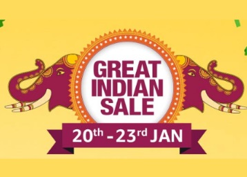 ddce31e66 Amazon Great Indian Festival Sale 2018  Offers 85% OFF