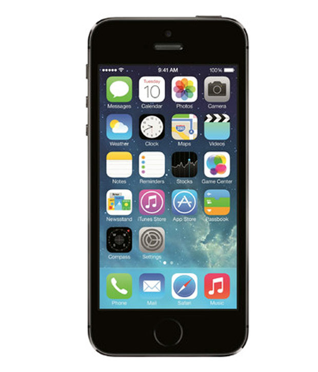 Buy Apple iPhone 5S 16 GB at 20% Off + Extra Rs. 500 Off discount offer