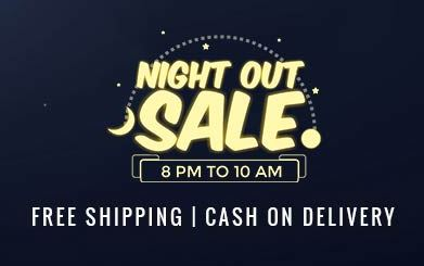 (Live Again) Night Out Sale : Buy Everything at Just Rs.99 + Free Shipping