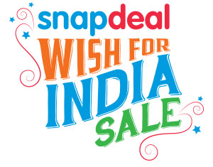 ba1d326906b ... Snapdeal Wish for India Sale