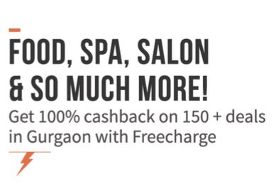 100% Cashback on Bluebook via Freecharge For Rs 0 at