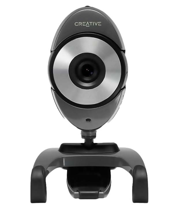 Creative labs webcam live ultra for notebooks