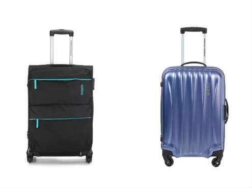 Minimum 55% off on Safari, Delsey & American Tourister luggage discount offer