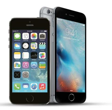 Apple iPhone 5s Rs. 16499 or iPhone 6s Rs. 28499 (HDFC Debit Cards) Live @ 5PM low price