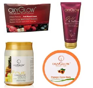 Oxyglow Beauty Products @ Flat 50% off