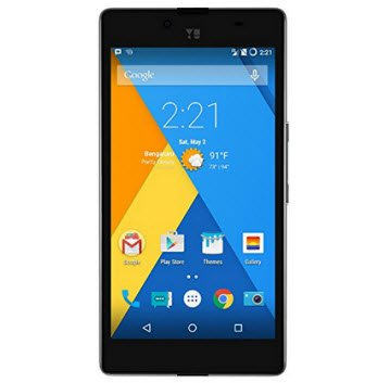Micromax YU Yuphoria Mobile + Exra Rs. 225 Amazon Gift Card cashback – Rs. 4499 discount offer