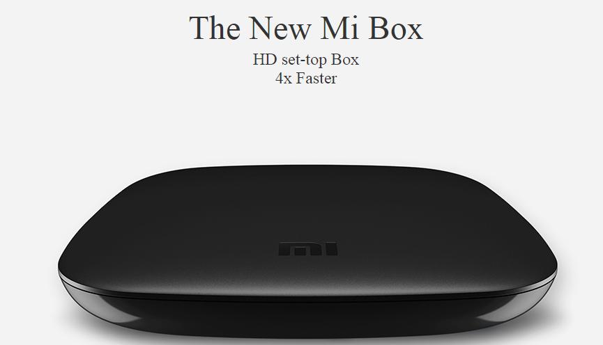 FKM Exclusive – Xiaomi MI 3rd Gen Andorid TV Box at Extra 8% Off discount offer