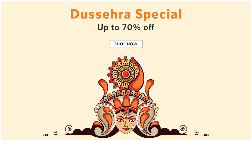 Dussehra Special : Women Clothing Upto 70% Off low price