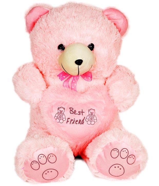 Deals India Jumbo Teddy 2.5 Feet