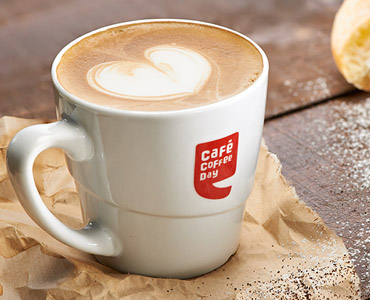 Cafe Coffee Day :- Download the App, Sign Up and Get FREE Rs. 100 Wallet Balance low price