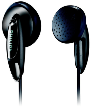 Philips SHE1360/97 Earphones without Mic (Black) low price