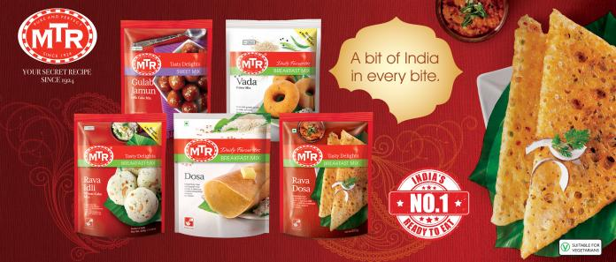 Get upto 25% off on MTR food products at bazaarcart at FreeKaaMaal com