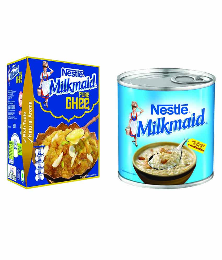 NESTLE MILKMAID Mithai Kit at Just Rs. 250 + Free Shipping