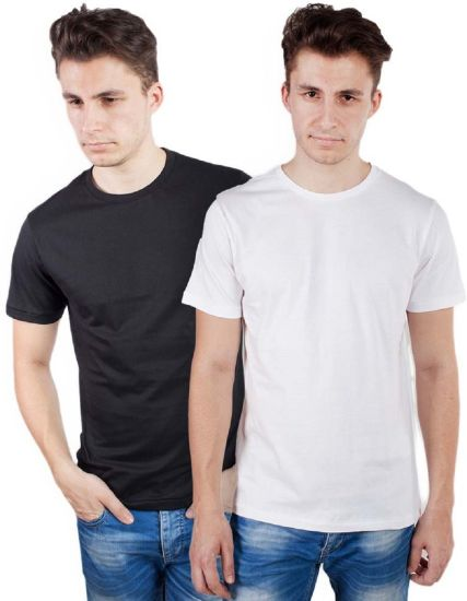 Pack of 2 round neck Tees at Rs.149 only low price