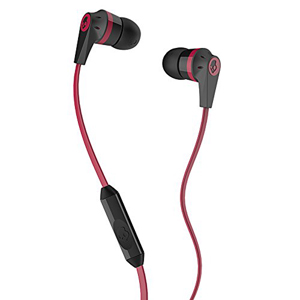 Skullcandy Ando Headphones for Lenovo (Red) at 60% Off