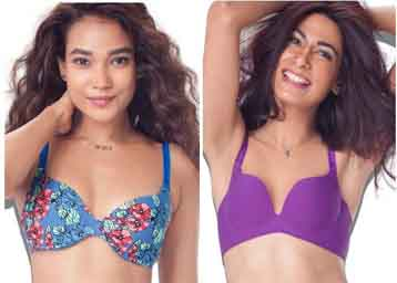 Buy 2 Bra & Get A Panty Absolutely Free discount offer
