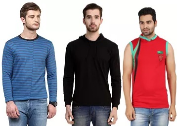 Sweatshirts Online Sale: Upto 80% OFF | Starting at Rs. 295 +Free Shipping discount offer