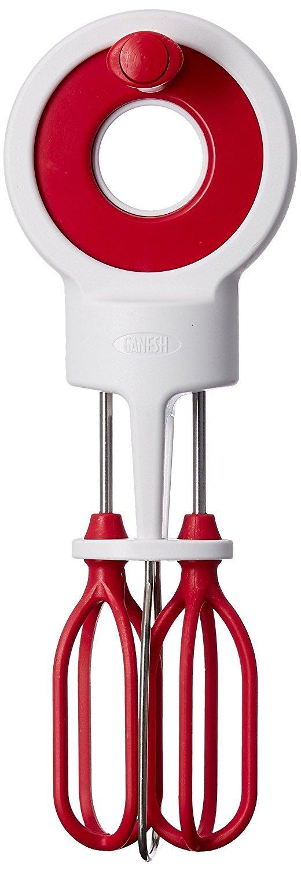 {10% Claimed} Get Ganesh Plastic Hand Blender, Red at FLAT 47% Off discount offer