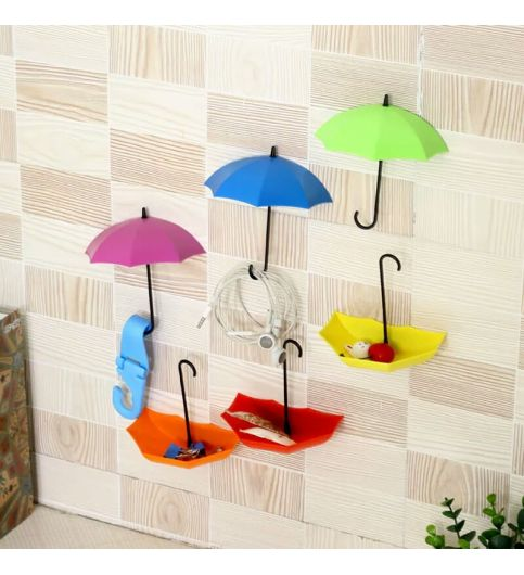 Umbrella Key Holder Set of 3 at Rs. 200 OFF + Rs. 100 on Sign Up + FREE Shipping discount offer