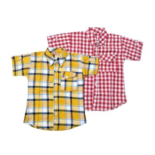 Children's 2 shirts at 80% OFF + 10% EXTRA OFF on Prepaid Offers discount offer