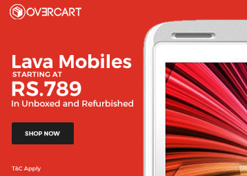 LAVA Mobiles at Upto 50% OFF or More, starts at Rs. 789 Onwards discount offer