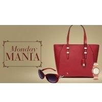 Monday Mania Offer – Get More than 50% OFF on Bags & Wallets discount offer
