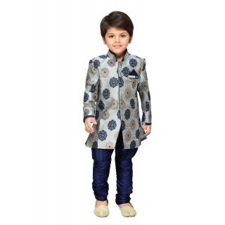 Kids Indo Western Sherwani Suit for Boys 80% OFF + Extra 10% OFF discount offer