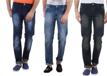 Flat 80% Cashback On High Star Mens Clothing discount offer
