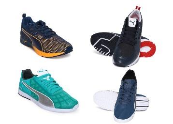 Puma Premium Footwear – Flat 70% Cashback discount offer