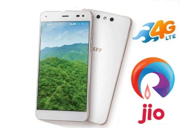 Reliance Jio Plans Rs. 999 VoLTE Feature Phone with FREE Unlimited Voice Calling discount offer
