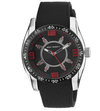 (10% Claimed) :- Mont Zermatt Analog Dial Watch at FLAT 65% OFF + Extra 30% OFF discount offer